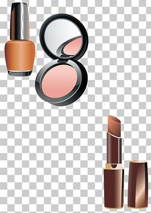 Cosmetics Make-up Lipstick Poster PNG