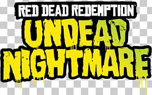 Red Dead Redemption: Undead Nightmare Red Dead Redemption 2 Xbox 360 Video Game Rockstar Games PNG