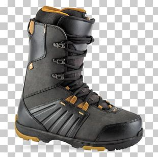 Snow Boot Shoe Fashion Boot Hiking Boot PNG