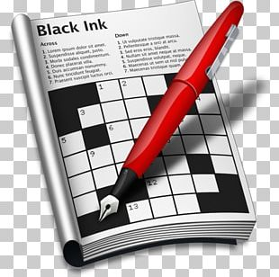 Cryptic Crossword Puzzle Up Portal PNG