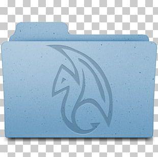 Blue Symbol Font PNG