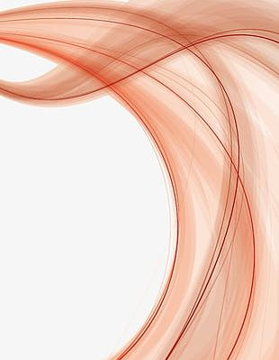 Abstract Geometric Curve Lines PNG