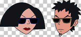 Jane Lane Eye Daria Glasses Art PNG
