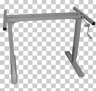 Standing Desk Sit-stand Desk Table PNG