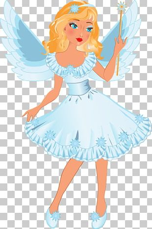 Tooth Fairy Cartoon Illustration PNG