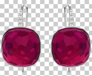 Earring Swarovski AG Jewellery Necklace PNG