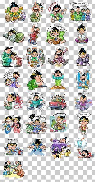 Indonesia Sticker LINE Telegram Up: Slide Puzzle PNG