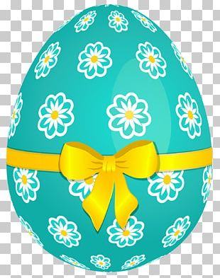 Easter Egg Easter Basket PNG