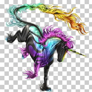 Howrse Horse Unicorn Drawing PNG