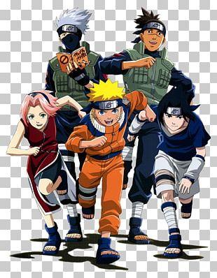 Naruto Uzumaki Kakashi Hatake Sakura Haruno Iruka Umino Sasuke Uchiha PNG