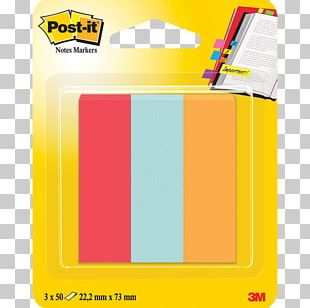 Post-it Note Paper Office Supplies Marker Pen Bookmark PNG
