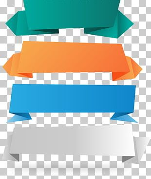 Paper Banner Ribbon PNG
