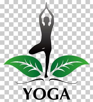 Yin Yoga Logo Physical Exercise Personal Trainer PNG