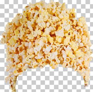 Popcorn Kettle Corn Snack PNG