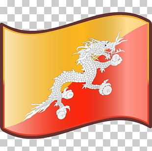 Flag Of Bhutan Doklam National Flag PNG