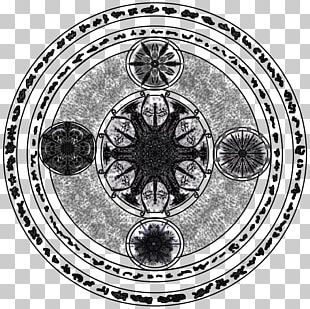 Tattoo Magic Circle PNG