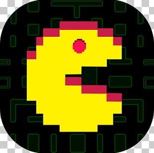 PAC-MAN Pop Video Games Mobile App PNG