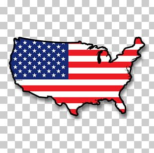 Flag Of The United States Map Flag Of Germany PNG