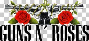 Guns N' Roses The Freddie Mercury Tribute Concert Guitarist Garden Roses Logo PNG