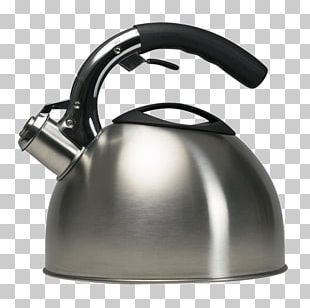 Whistling Kettle Teapot Stainless Steel Whistle PNG
