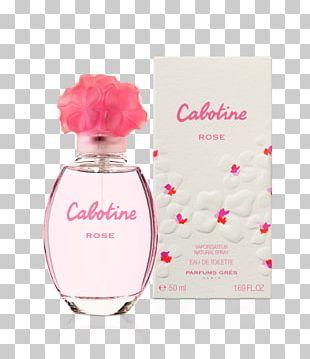 Perfume Garden Roses Eau De Toilette Eau De Parfum Glass Bottle PNG