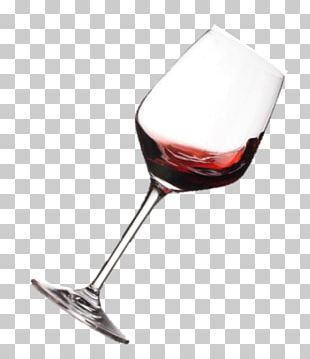 Red Wine Champagne Wine Glass PNG