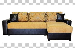 Sofa Bed Couch Chaise Longue Foot Rests PNG