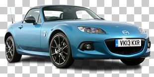 2016 Mazda MX-5 Miata Car Mazda CX-5 2017 Mazda MX-5 Miata RF Club Manual Coupe PNG