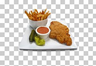 Chicken Fingers French Fries Fast Food Chicken Nugget Turkish Cuisine PNG