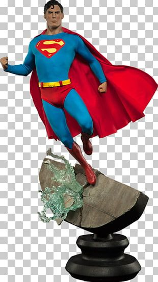 Superman Logo Clark Kent Sideshow Collectibles Action & Toy Figures PNG