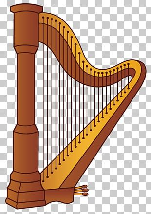 Musical Instruments Harp String Instruments PNG