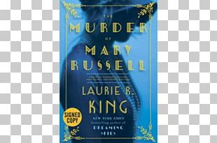 The Murder Of Mary Russell Sherlock Holmes Dreaming Spies The Bones Of Paris PNG