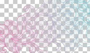 Euclidean Line Gradient Shading PNG