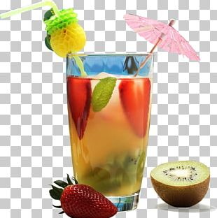 Juice Soft Drink Smoothie Fruit Strawberry PNG