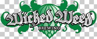 Wicked Weed Brewing Pub Beer Anheuser-Busch InBev Ale PNG