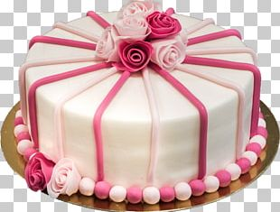 Buttercream Marzipan Sugar Cake Torte Cake Decorating PNG