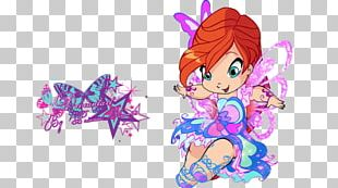 Bloom Tecna Aisha Baby Winx PNG