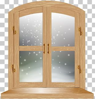 Christmas Window Winter PNG