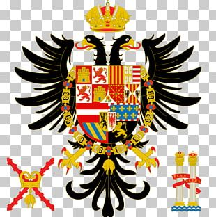 Coat Of Arms Of Spain Holy Roman Empire Coat Of Arms Of Charles V PNG