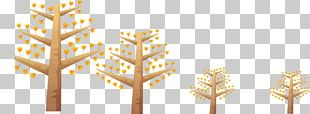 Drawing Cartoon Tree Illustration PNG