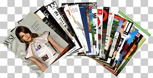 Magazine E-book Publishing Printing PNG