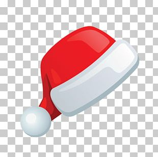 Santa Claus Hat Christmas Bonnet PNG