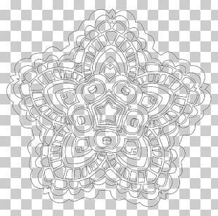 Coloring Book Drawing Architecture Mandala Line Art PNG