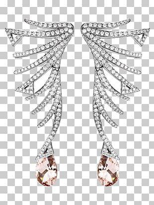 Earring Jewellery Gemstone Diamond Bijou PNG