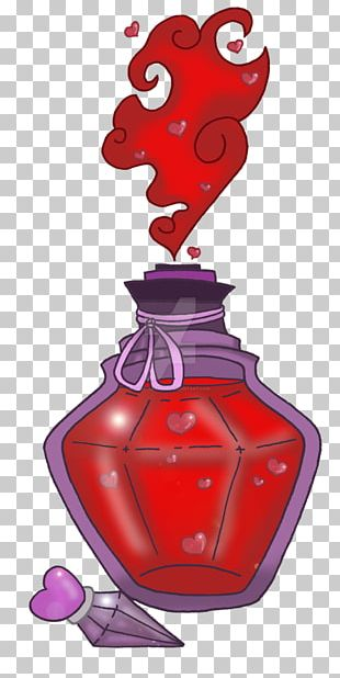 Potion Character Love PNG