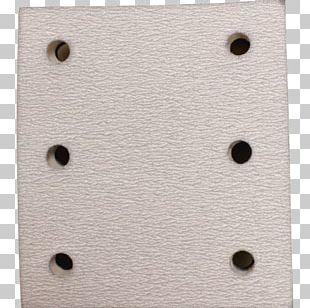 Sander Sandpaper Material Hook And Loop Fastener PNG