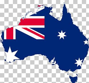 Flag Of Australia Flag Of Australia Map National Flag PNG