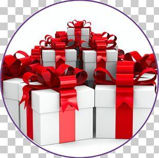 Gift Card Shopping Bag Hamper PNG