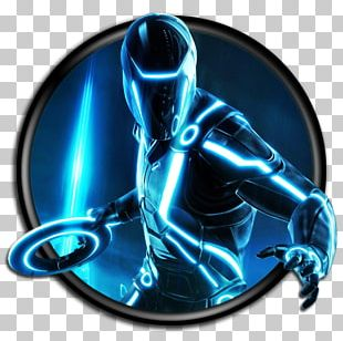 Tron: Evolution Sam Flynn Film 4K Resolution PNG