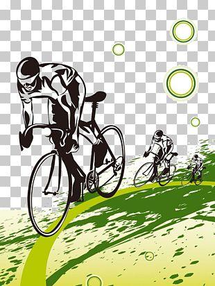 Bicycle Racing Cycling Bicycle Racing PNG